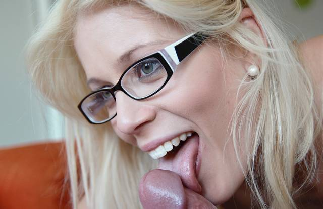 Hardcore sex and perfect blowjob